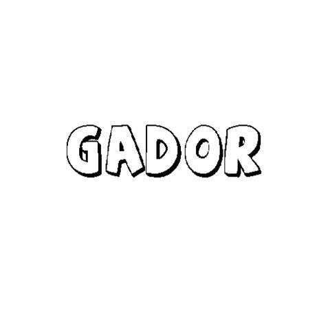 GÁDOR