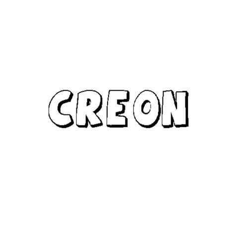 CREÓN