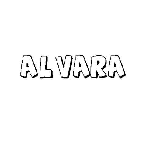 ÁLVARA