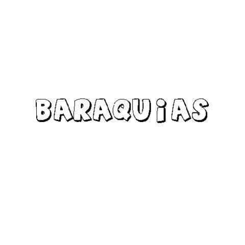 BARAQUÍAS