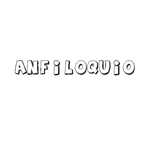 ANFILOQUIO