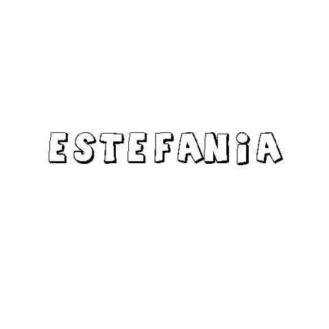 ESTEFANÍA