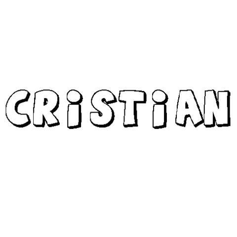 CRISTIÁN
