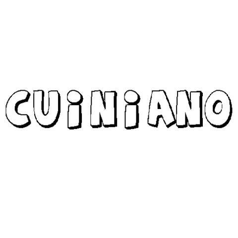 CUINIANO