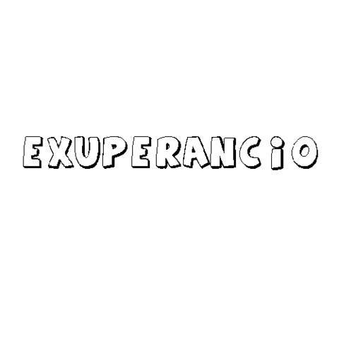 EXUPERANCIO