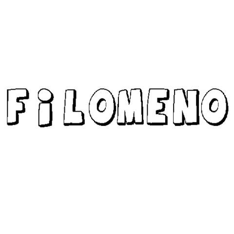 FILOMENO