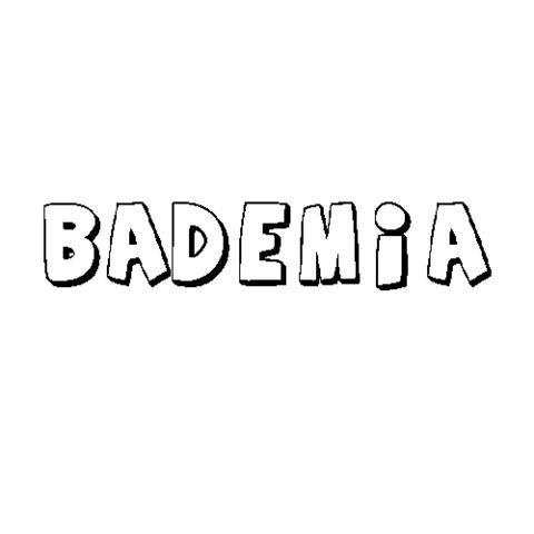 BADEMIA