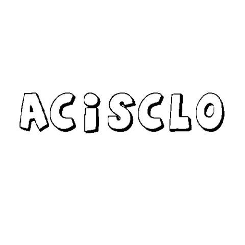 ACISCLO