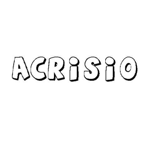 ACRISIO
