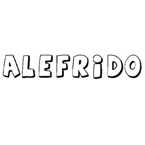 ALEFRIDO
