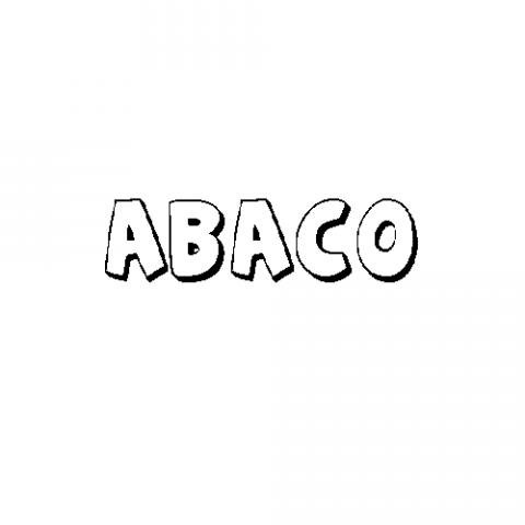 Ábaco