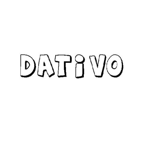 DATIVO