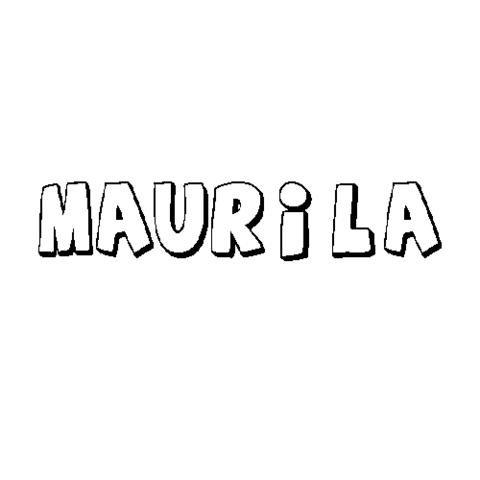 MAURILA