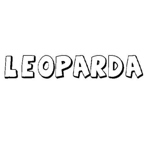 LEOPARDA
