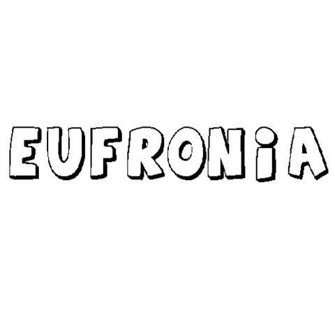 EUFRONIA