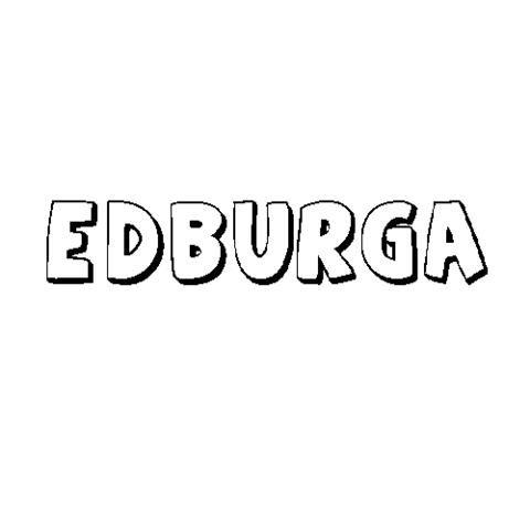 EDBURGA