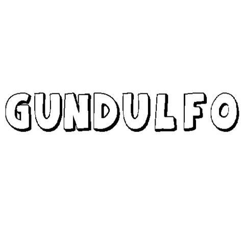 GUNDULFO