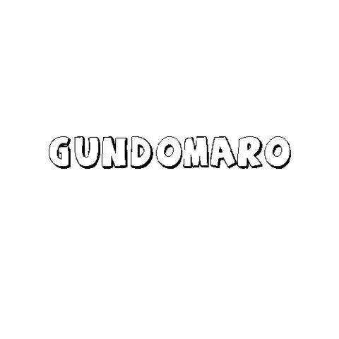 GUNDOMARO