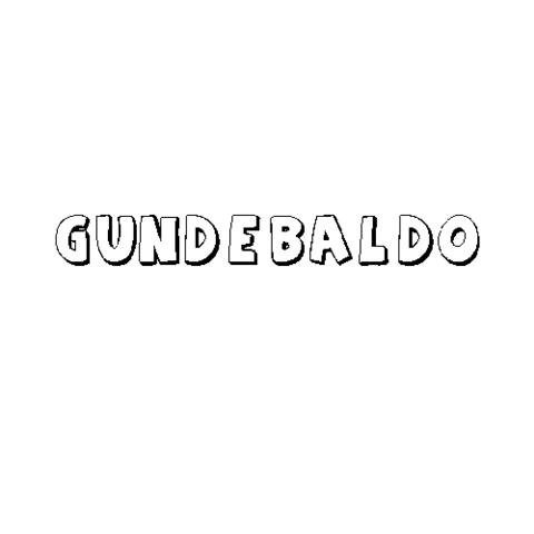 GUNDEBALDO