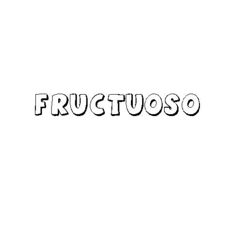 FRUCTUOSO
