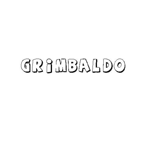 GRIMBALDO