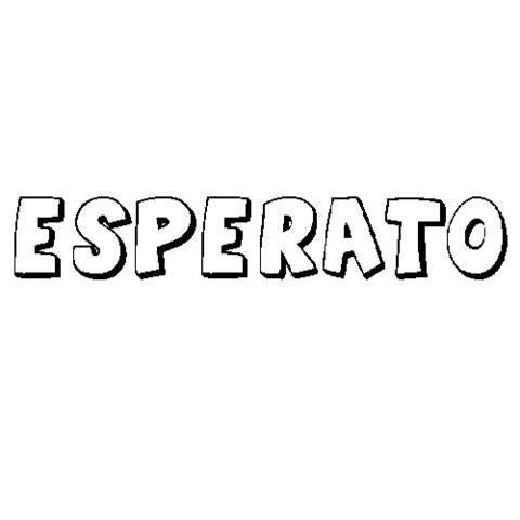 ESPERATO