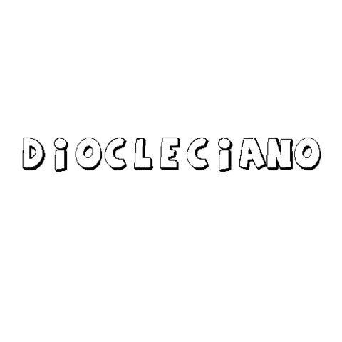 DIOCLECIANO
