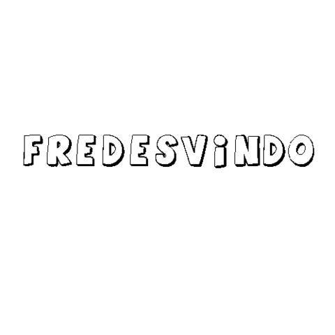 FREDESVINDO