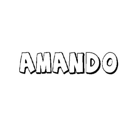 AMANDO