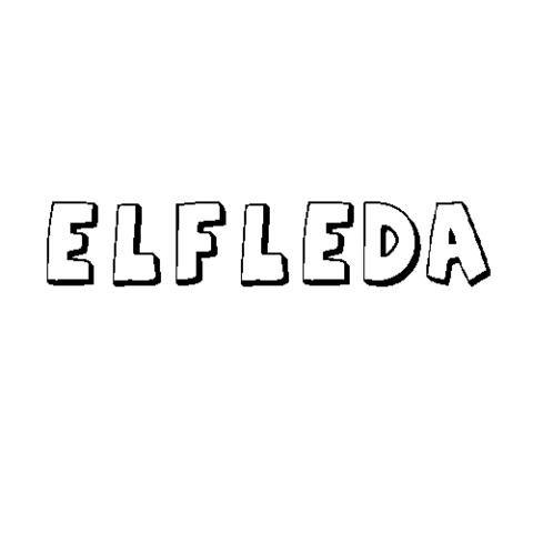 ELFLEDA
