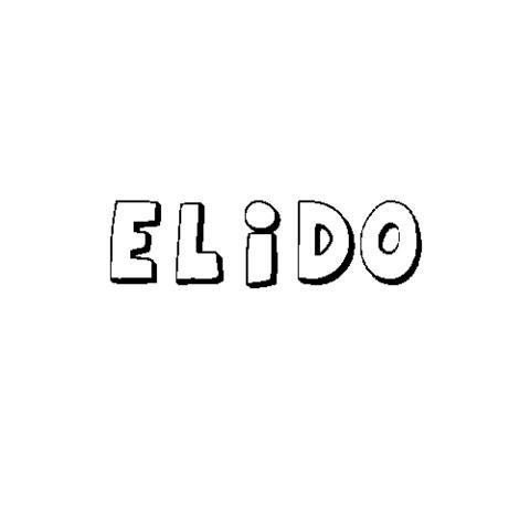 ÉLIDO