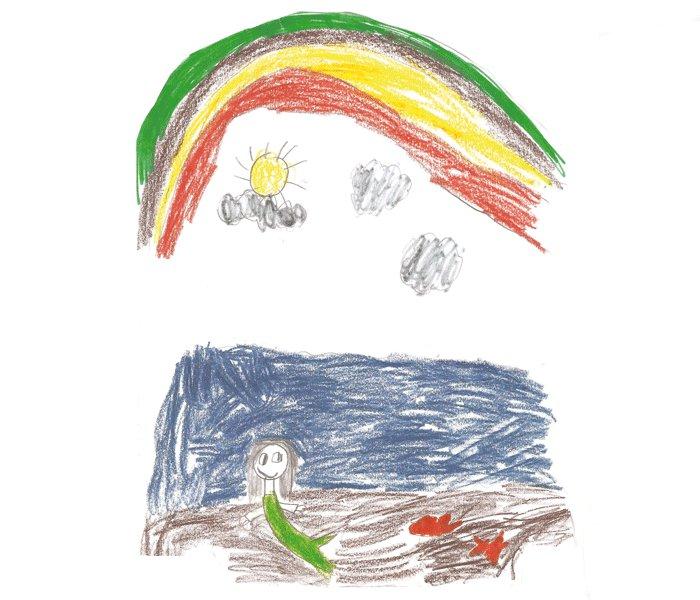 Joana, 5 años, Manresa