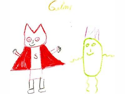 Guim Massó., 6 años