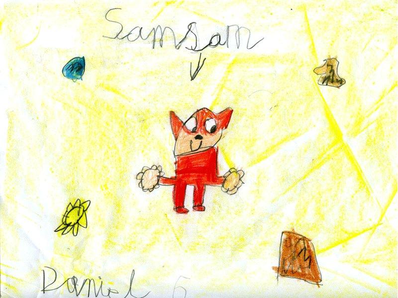 Daniel Morán, 6 años