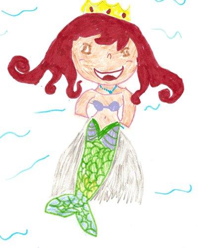 Dibujo de Nit, de 6 años