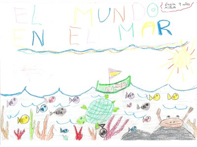 Gracia Alfaro, 9 años