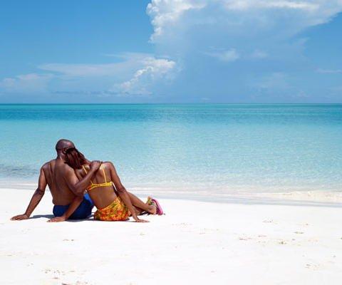 Tarjetas virtuales de amor. Un lugar paradisíaco
