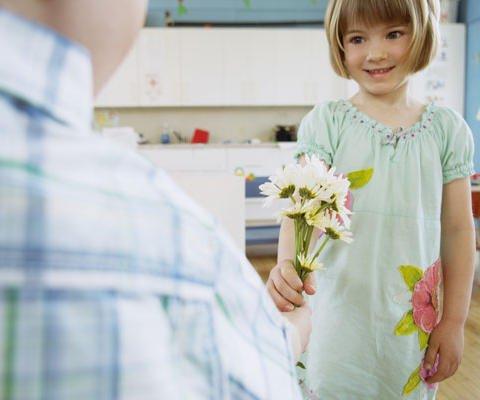 Tarjeta virtual del Día de la Madre: Unas flores para ti