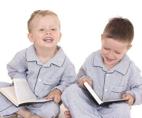 ¡Silencio!... Estamos leyendo