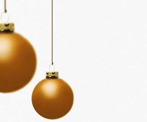 Adornos de Navidad, postales virtuales de fiesta