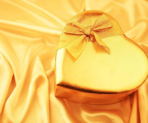 Tarjetas virtuales de amor. Te regalo mi corazón