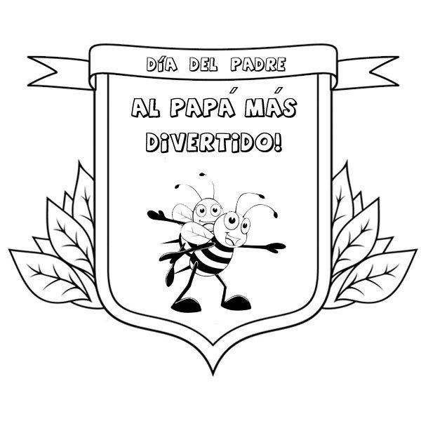 Maestra de Infantil: Diplomas y medallas para el Día del Padre
