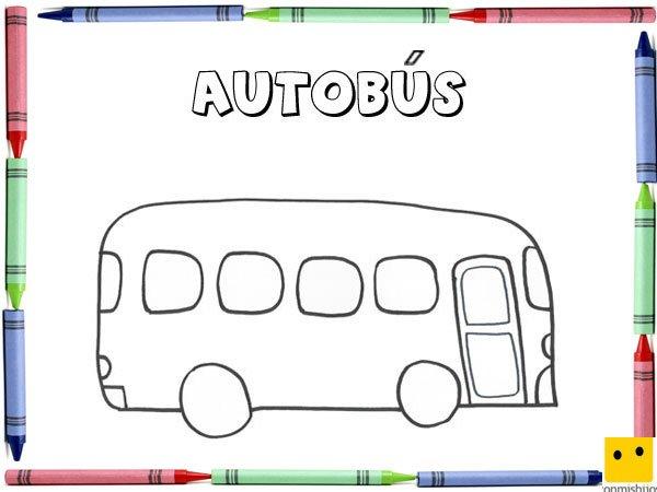 imagenes de medios de transporte terrestre para colorear MEMES ...