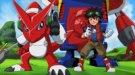 Digimon fusion. Serie de animación en ClanTV