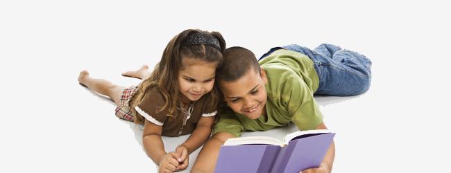 Ideas para fomentar el hábito de la lectura en los niños
