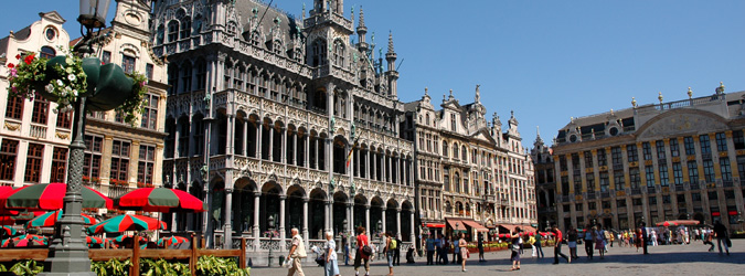 Ruta en familia por Bruselas. Viajes con niños
