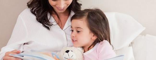 Ventajas de leer el cuento de la noche a tu hijo