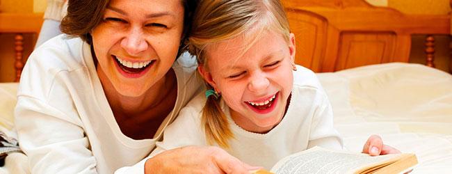 Test de lectura divertido: experimento para niños