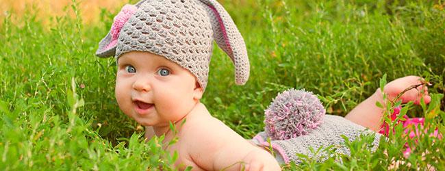 Los 20 nombres más felices para tu bebé