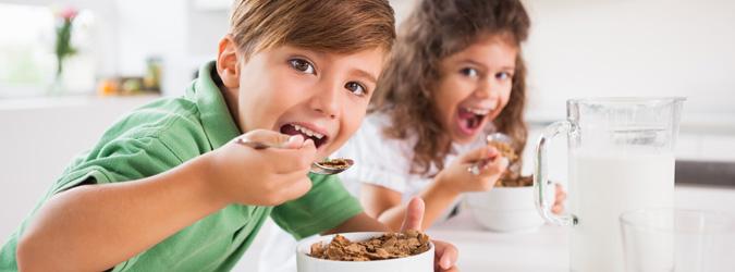 Preguntas y respuestas más comunes sobre la dieta de los niños